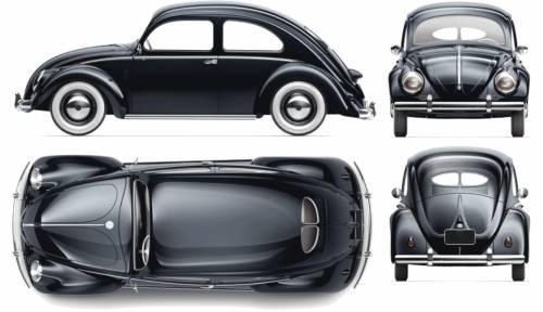 Volkswagen Beetle (1948)