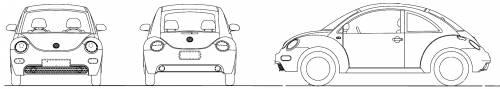 Volkswagen Beetle (1999)