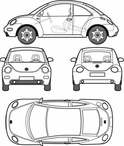 Volkswagen Beetle (2005)
