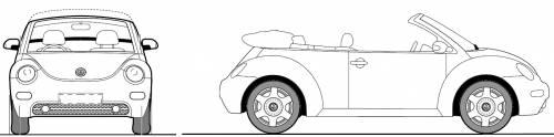 Volkswagen Beetle Cabriolet (2005)