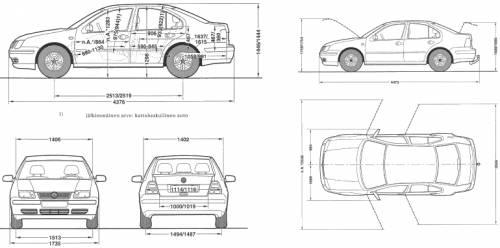 Volkswagen Bora (2004)