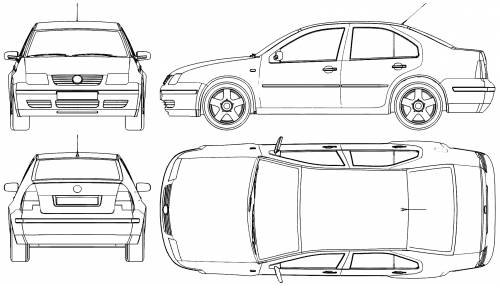 Volkswagen Bora (2005)