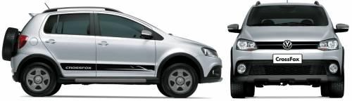 Volkswagen BR CrossFox (2012)