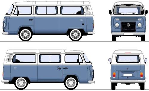 Volkswagen BR T2 Kombi (2013)