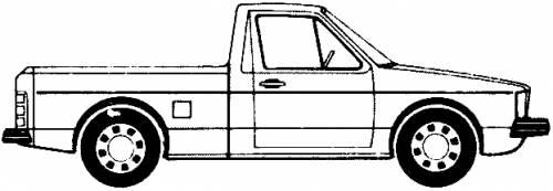 Volkswagen Caddy (1981)