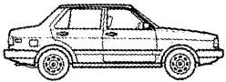 Volkswagen Gol (1987)