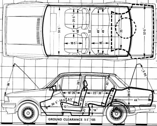 Volkswagen Jetta Mk.I 4-Door GLS (1979)