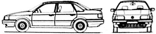 Volkswagen Passat GT (1991)