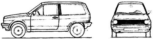 Volkswagen Polo (1983)