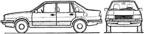 Volkswagen Santana (1982)