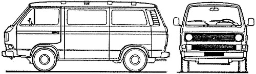 Volkswagen Transporter (1983)
