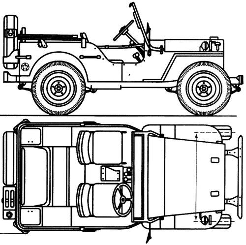 Willys Jeep MB (1942)