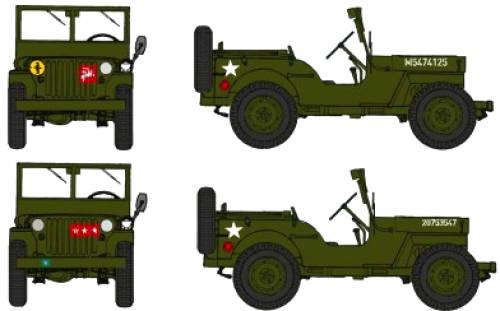 Willys Jeep MB (1944)
