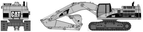 Caterpillar 345C L