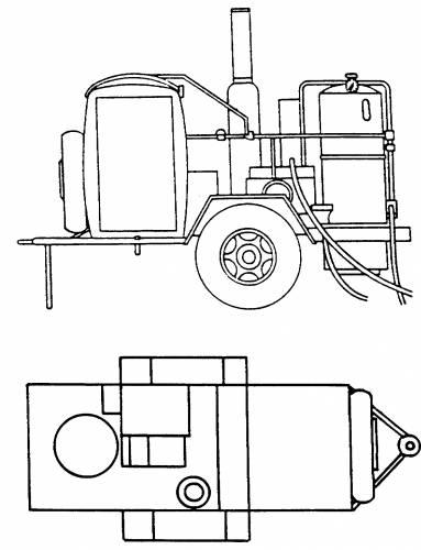 DDP Decontamination Apparatus