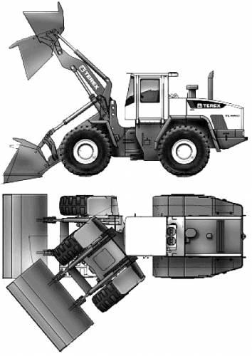 Kaelble-Terex TL360 (2006)
