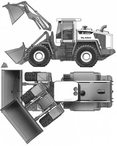 Kaelble-Terex TL450 (2006)