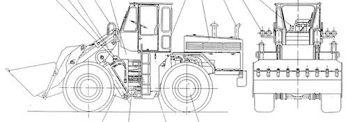 Loader A--34 Stalowa Wola (1976)