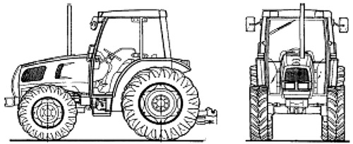 Massey Ferguson 2210 (2009)
