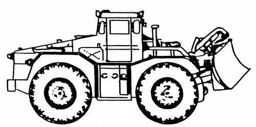 MAZ-538 PKT