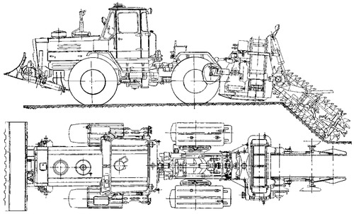 PZM-2 (HTZ) T-155