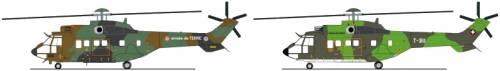 Aerospatiale AS 332 M1 Super Puma