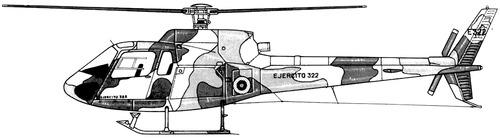 Aerospatiale AS.350L Ecureuil