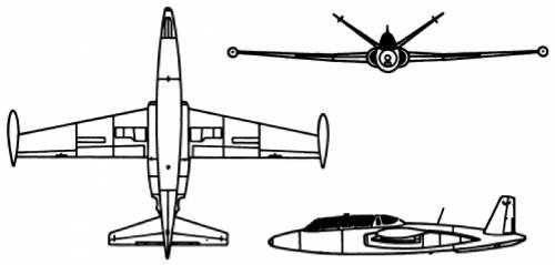 Aerospatiale Magister CM.170