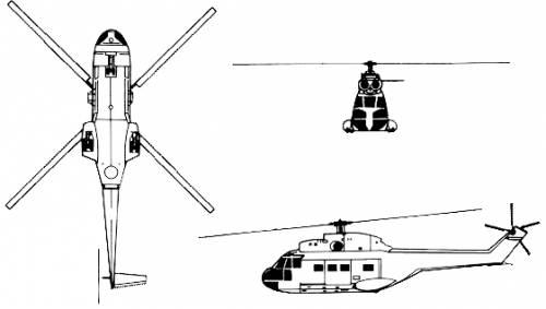 Aerospatiale Puma