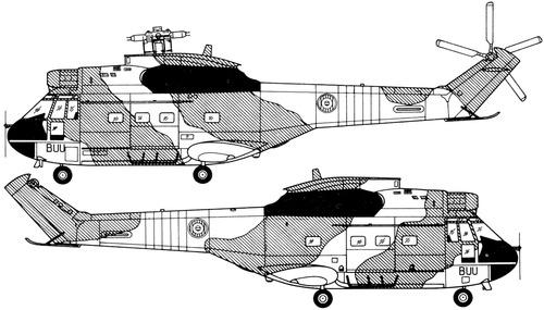 Aerospatiale SA330 Puma