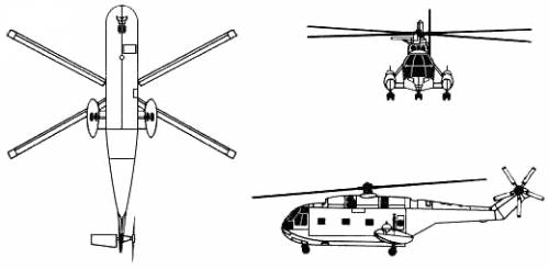 Aerospatiale SA 321 Super Frelon