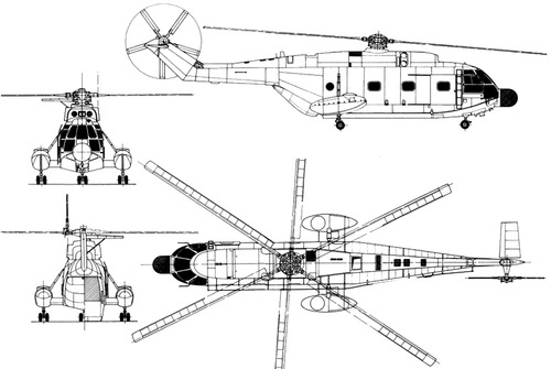 Aerospatiale SA 321G Super Frelon