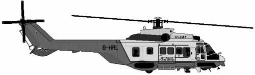 Aerospatiale SA 322 Puma L2