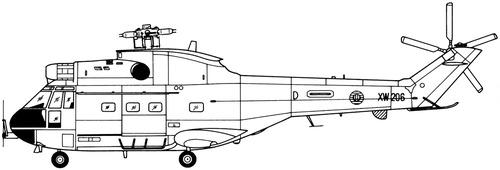 Aerospatiale SA 330 Puma