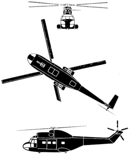 Aerospatiale SA.330 Puma
