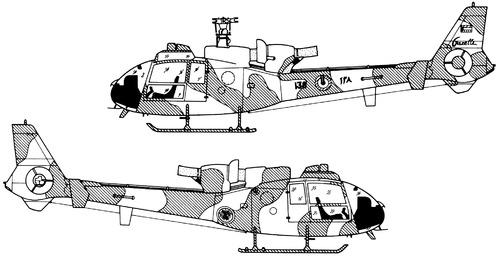Aerospatiale SA 341 Gazelle