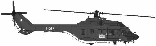 Aerospatiale SA 522 Super Puma