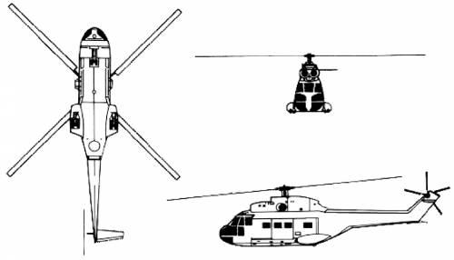 Aerospatiale Westland Puma