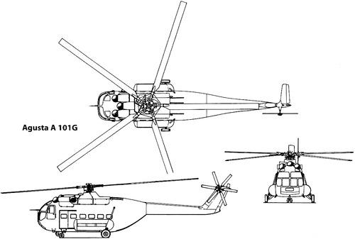 Agusta A.101G