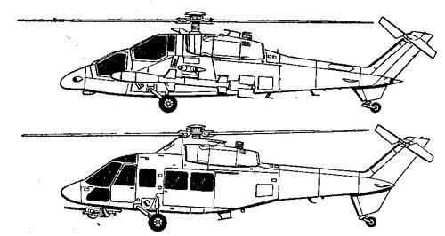 Agusta AW109 Mangusta