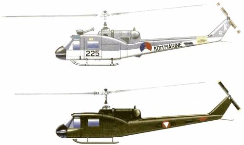Agusta-Bell 204 UH-1F