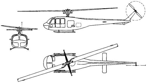 Agusta Bell AB-102