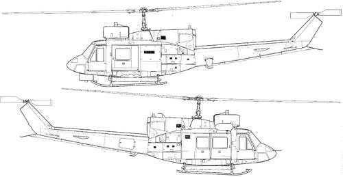 Agusta-Bell AB-212 ASW