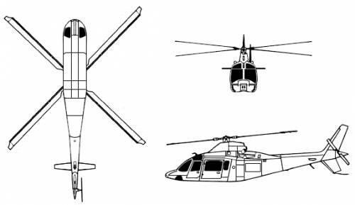 Agusta Hirundo A109