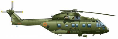 Agusta Westland AW-101