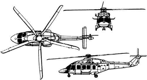 Agusta-Westland AW 189