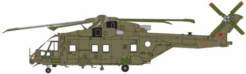 Agusta-Westland Merlin HC3