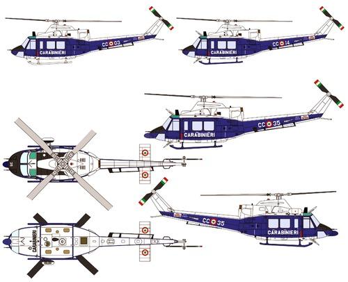 AgustaWestland AB-412 Grifone