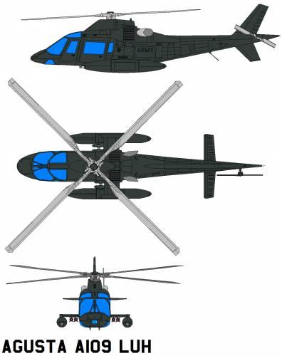 AgustaWestland AW109 LUH