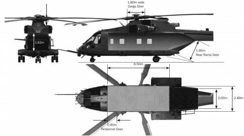 AgustaWestland EH080508